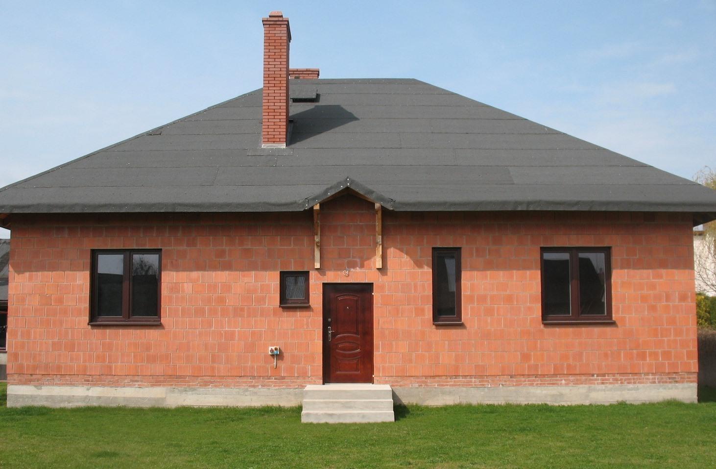 Dom z cegły K3
